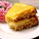 лимонный крем для торта