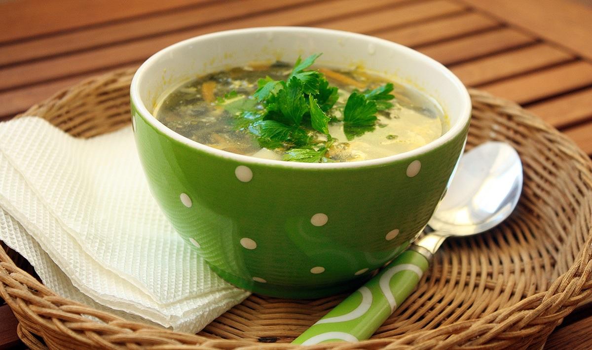 как приготовить диетические щи суп